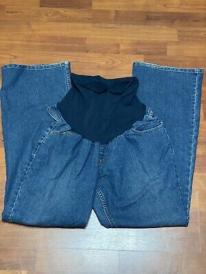 Motherhood Maternity Womens Jeans Size Large