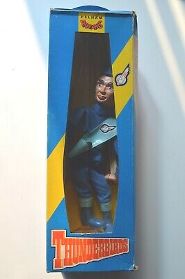 1992 PELHAM PUPPETS THUNDERBIRDS SCOTT TRACY BOXED - Unused.