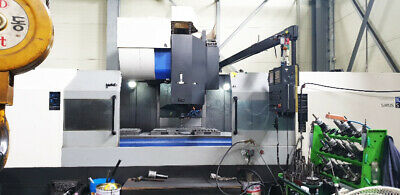 Hwacheon SIRIUS 1050 CNC Vertical Machining Center [#F]