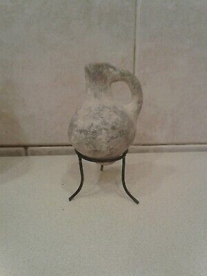 authentic ancient jug times of biblical kings ie David/Solomon .found in Israel