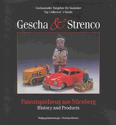 "Gsbü, Gspkw ""Gescha & Strenco"", All Toys Ever Made* Priceguide, New/Neu/Neuf"