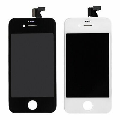 Replacement LCD Touch Screen Digitizer Assembly for Apple iPhone 4G/ 4S + Tools