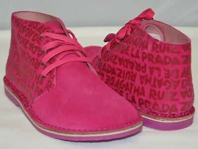 Agatha Ruiz De La Prada Girls Shoes UK Size 2 / EUR Size 34