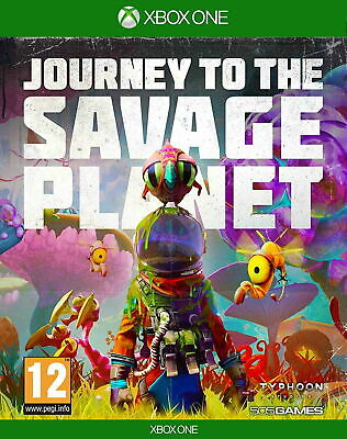 Journey To The Savage Planet Xbox One NEW DISPATCHING TODAY ALL ORDERS BY 2 P.M.