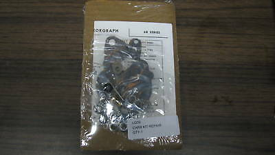 Wisconsin Engine Carburetor Kit, fits most L63 style   READ AD!