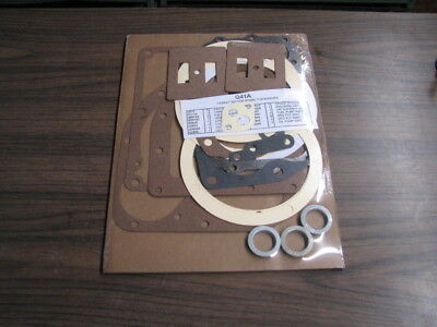 Wisconsin Engine Gasket Set Q41A for TJD      READ AD!