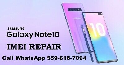 remote Samsung Galaxy note 10 unlock sprint verizon at@t t-mobile any carrier