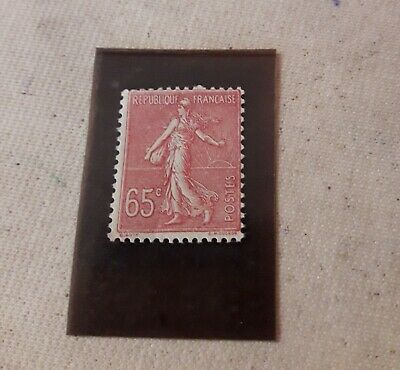 timbres france neufs type semeuse lignée n°201