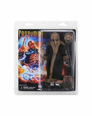 "Neca Candyman 8"" Clothed Retro Action Figure In Stock"