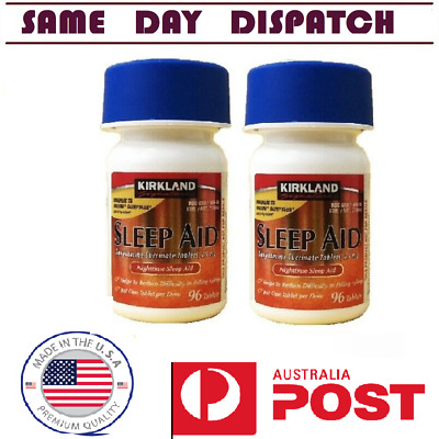 Members Mark Sleep Aid UNISOM generic FAST POST