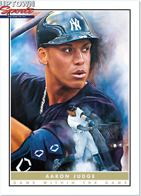 Topps - Game Within The Game Card #1 - Aaron Judge
