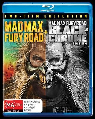 Mad Max - Fury Road Blu Ray Chrome Edition (2-Disc Set)