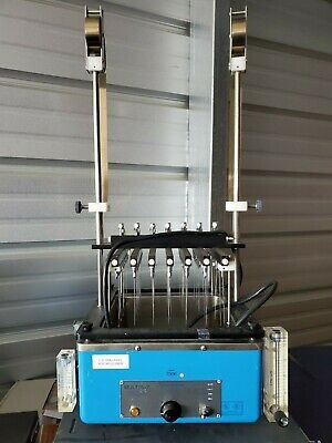 Organomation Multivap Analytical Nitrogen Evaporator Model 9105