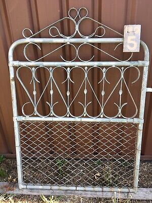 Antique Vintage Gate Front Pathway Original
