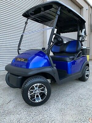 Golf Cart Club Car Precedent 2016 with New Batteries