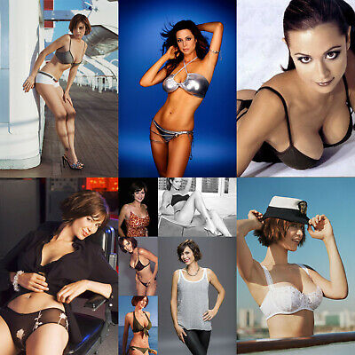 Catherine Bell - Pack of 5 Glossy Photo Prints - 10 pictures to choose from