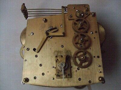 "Westminster Chimes Clock Movement "" Pervale "" Spares /Repairs"