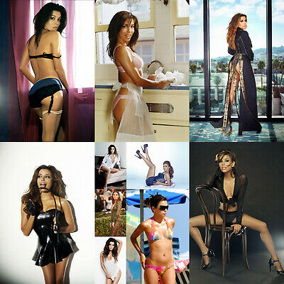Eva Longoria - Pack of 5 Glossy Photo Prints - 15 pictures to choose from