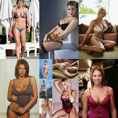 Gemma Atkinson - Pack of 5 Glossy Photo Prints - 15 pictures to choose from