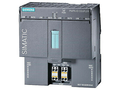 Siemens Simatic PN/PN COUPLER 6ES7 158-3AD01-0XA0 GATEWAY