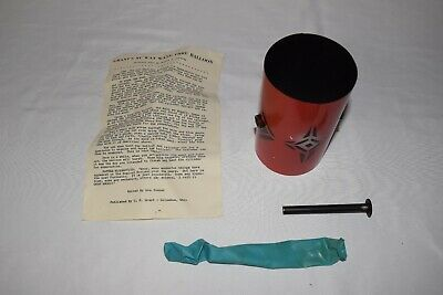 Vintage U.F. Grant's Nu Way Wand Thru Balloon