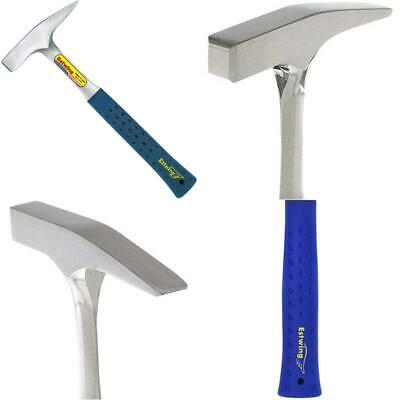 Estwing T3-18 Solid Steel 18oz Tinners Hammer with Nylon Grip