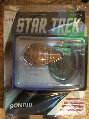 Star Trek Eaglemoss Issue 144 Gomtuu