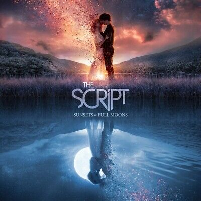 The Script - Sunsets and Full Moons CD Smi Col NEW