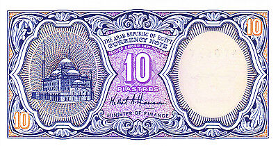 Egypt,1940 (ND 1998-2002) 10 Piastres  P189b  ((UNC))
