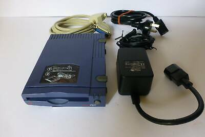 iOmega 100 External Zip Drive, Power Supply & Data Cable SCSI