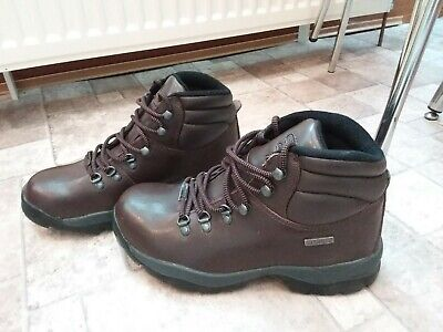 """""""HI-TEC Ladies """"EUROTREK Hiking Boots Size 6 """"NEW WITH TAGS"""""""