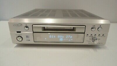 Denon DMD-F101 Mini Disc Player / Recorder Very Rare with Free Postage in the UK