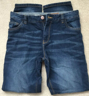 "NEXT Age 13 Years Boys Jeans, Leg 30"". Mint Condition"
