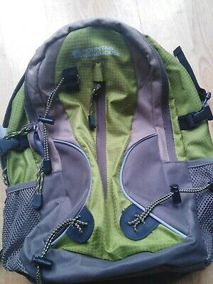 Mountain Warehouse Laptop Back Pack with  lots off pockets