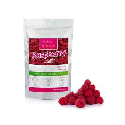 Freeze Dried Raspberries No added sugar No Preservatives | 100% Natural