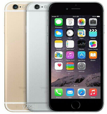Apple iPhone 6 16GB Factory Unlocked GSM LTE Smartphone for all carriers USA