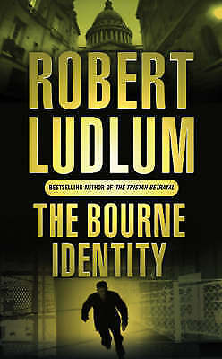 The Bourne Identity, Ludlum, Robert , Very Good, FAST Delivery
