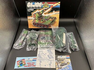 G.I Joe//Cobra Vehicle Part/_1989 Lynx Tank Wheel!!!