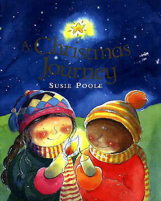A Christmas Journey, Poole, Susie , Acceptable, FAST Delivery