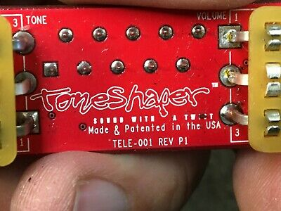 EMG 5 POS TELE THIN LINE SWITCH 5 POSITION TELECASTER 3 PICKUP SELECTOR B337
