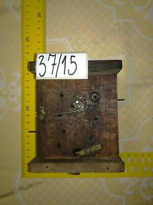 Antique Wall Clock Case for restoration