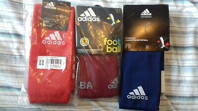 Mens Adidas Scotland International Football Team Socks 3 Pairs 6.5-8 BNWT