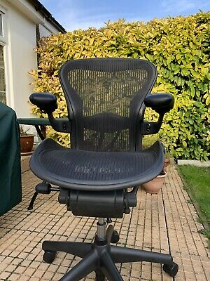 Herman Miller Aeron Chair Size C - Excellent Condition - Computer Chair - LARGE