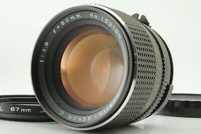**Near Mint** Mamiya Sekor C 80mm f/1.9 Lens For 645 Pro TL From Japan #984
