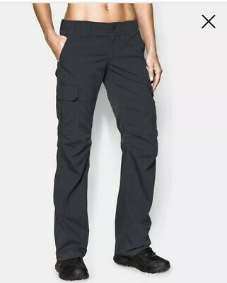 NWT Under Armor Dark Navy Storm Tactical Patrol Cargo Pants Size 2