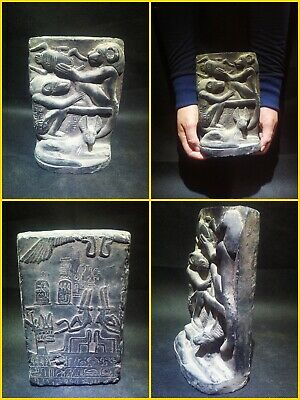 EGYPTIAN ANTIQUE ANTIQUITIES Stela Stele Stelae 1549-1370 BC