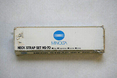 Minolta Neck Strap Set NS-70