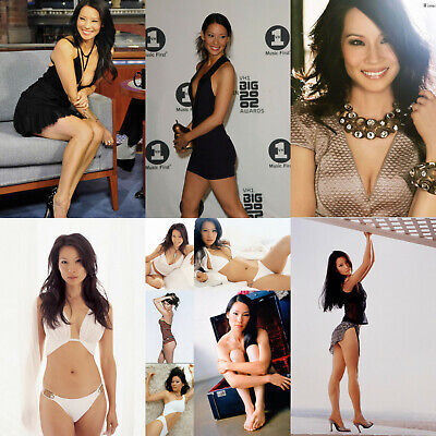 Lucy Liu - Pack of 5 Glossy Photo Prints - 15 pictures to choose from