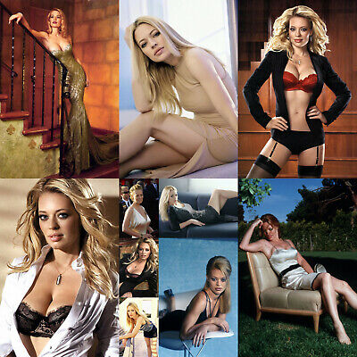 Jeri Ryan - Pack of 5 Glossy Photo Prints - 15 pictures to choose from