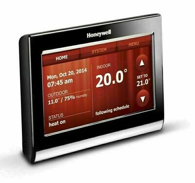 Honeywell Th9320Wfv8004 Voice Controlled Thermostat
